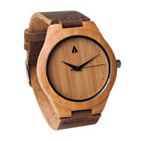 Wooden Watch // Frank