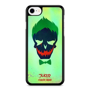 Joker Poster Suicide Squad Iphone 8 Case