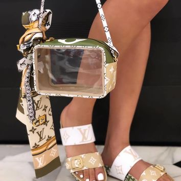 shosouvenir LOUIS VUITTON Sandals