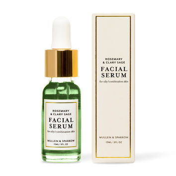 Rosemary & Clary Sage Facial Serum