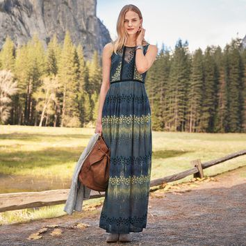 Moonlit Meadows Dress