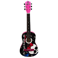 "Monster High 30"" Voltageous Acoustic Guitar"