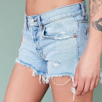 BDG Essential Mid-Rise Denim Short | Urban Outfitters