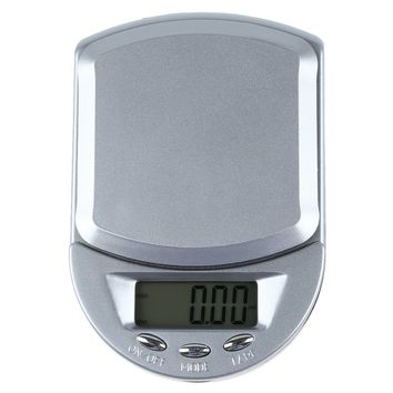 500g 0.1g Digital Pocket Scale kitchen household accurate letter