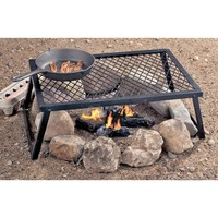 "36x18"" Heavy-duty Camp Grill - 92004, Stoves at Sportsman's Guide"