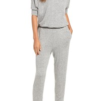 Lou & Grey Tucked Jumpsuit | Nordstrom