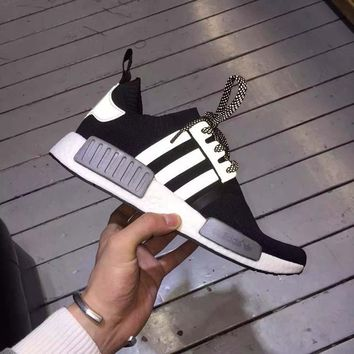 Beauty Ticks Adidas Nmd 3m Reflective Striped Sports Shoes