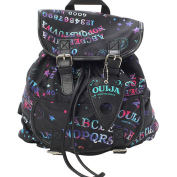 Ouija Galaxy Slouch Backpack