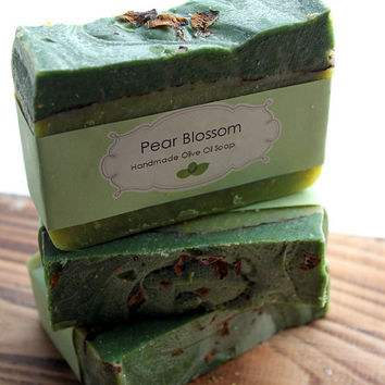 Pear Blossom - Olive Oil Soap