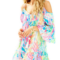 Alanna Off The Shoulder Dress | 26061 | Lilly Pulitzer
