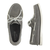 Sperry For crewcuts Authentic Original Broken-In Boat Shoes In Larger Sizes