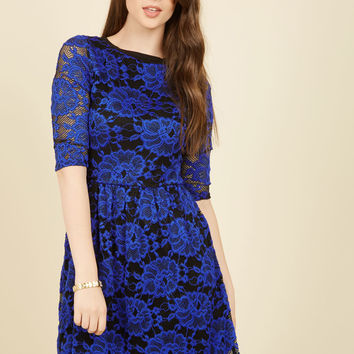 Twilight the Way Lace Dress | Mod Retro Vintage Dresses | ModCloth.com