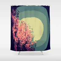 Trees. Shower Curtain by 2sweet4words Designs