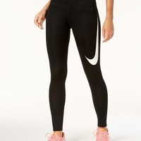 NIKE Trend Women's Fashion Gym Running Leggings F