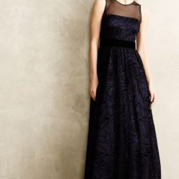 Lavinia Gown by Eliza J Blue Motif