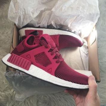 Best Online 2017 Adidas NMD XR1 W Primeknit PK Unity Pink - BB3687 Sport Running Shoes