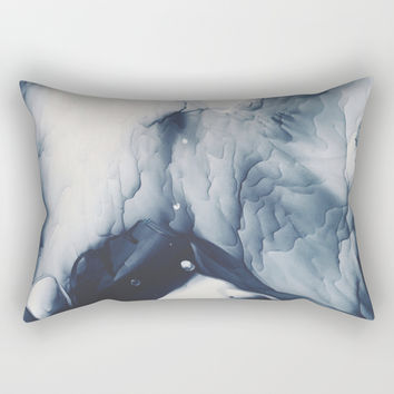 Lonely Life Rectangular Pillow by duckyb
