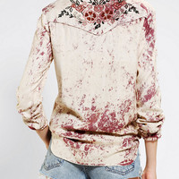 Urban Outfitters - Kimchi Blue Clementine Western Shirt