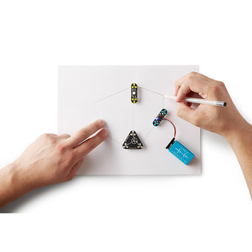 Circuit Scribe Basic Kit | Basic Electronics, Metallic Ink