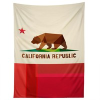 Fimbis California Tapestry