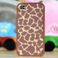 Euro Fancy Pattern Soft Rim Case for iPhone 4/4S:Amazon:Cell Phones & Accessories