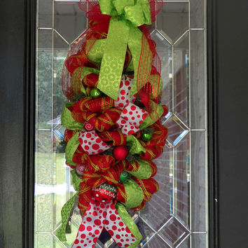 Christmas Swag, Christmas Wreath, Christmas Decoration