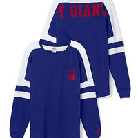 New York Giants Pocket Varsity Crew - PINK - Victoria's Secret