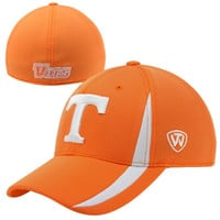 Top of the World Tennessee Volunteers Triumph One-Fit Flex Hat - Tennessee Orange