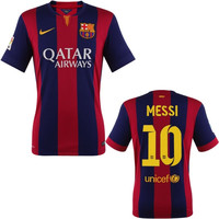 Messi Jersey Barcelona 2014 2015