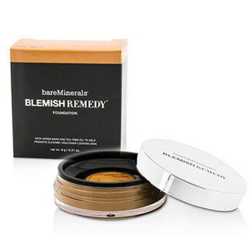 BareMinerals Blemish Remedy Foundation - # 10 Clearly Amber - 6g-0.21oz