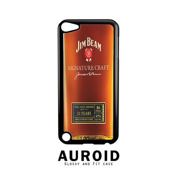 Jim Beam Whiskey iPod Touch 5 Case Auroid