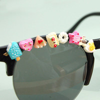 Candy and Cake Customized Sunglasses