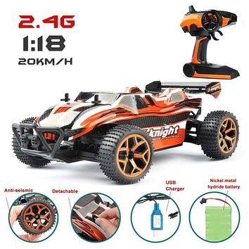 RC Car  Off-Road Vehicles 20km/h High Speed Electric RC Car