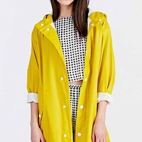 Tretorn Wings Rain Slicker- Gold