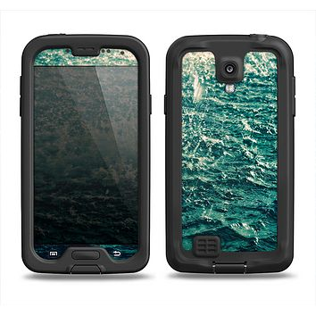The Rough Water Samsung Galaxy S4 LifeProof Nuud Case Skin Set