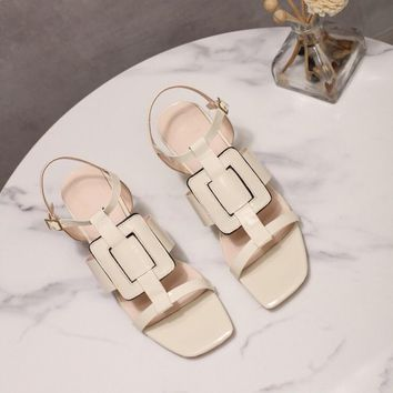 RV  Women Casual Shoes Boots  fashionable casual leather