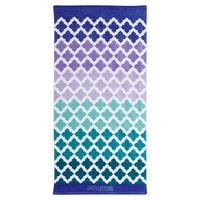 Beach Mosaic Cool Beach Towel