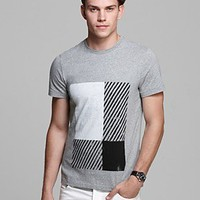 Burberry Brit Potter Graphic Check Tee | Bloomingdale's
