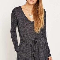 BDG Brushed Playsuit - Urban Outfitters