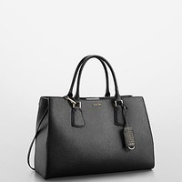 kate saffiano leather large tote bag | Calvin Klein