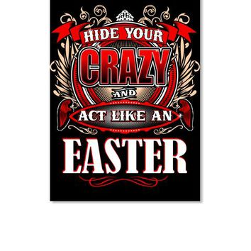 Easter   Let Hide Your Crazy