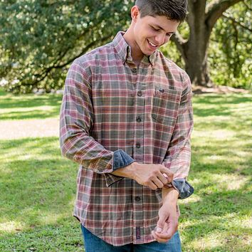 Hindman Flannel by Southern Marsh