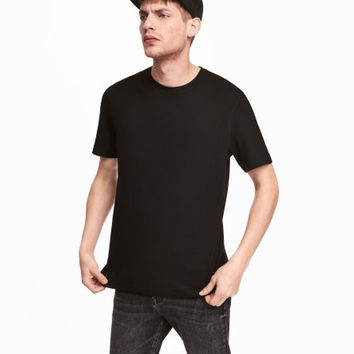 Cotton T-shirt Regular fit - from H&M