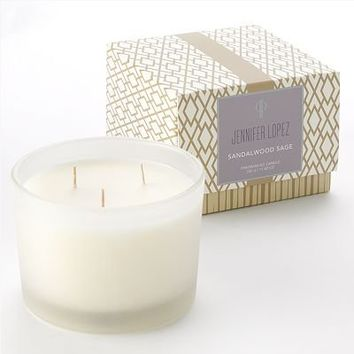 Jennifer Lopez 11.82-oz. Sandalwood Sage Jar Candle