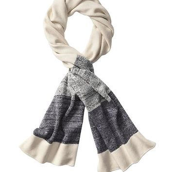 Athleta Womens Ombre Scarf Size One Size - Dove