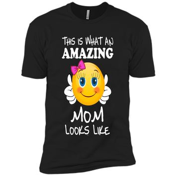 Emoji Mom Shirt mothers day gifts for wife from husband  - mother's day