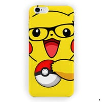 Pokemon Pikachu Animation Cute For iPhone 6 / 6 Plus Case