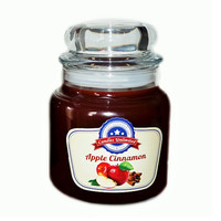 Apple Cinnamon - Soy Blend Container Scented Candles