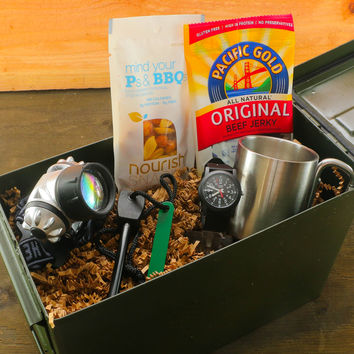 OUTDOORS MAN AMMO GIFT BOX