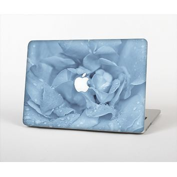 The Drenched Blue Rose Skin Set for the Apple MacBook Pro 15""